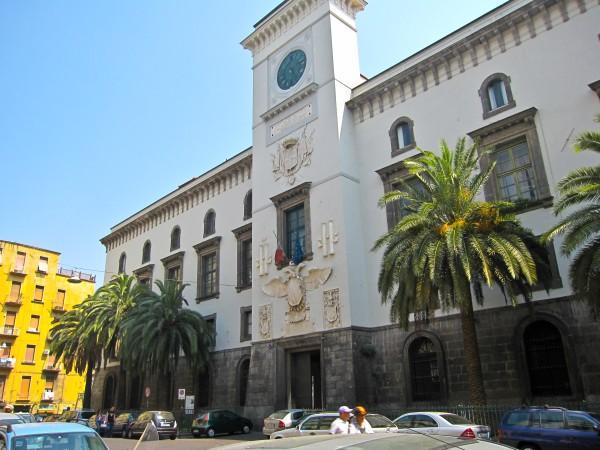 Napoli_-_Castel_Capuano