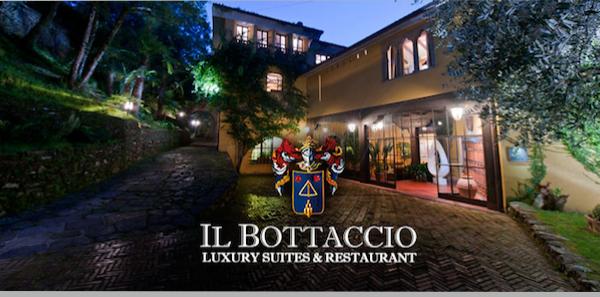 Hotel Relais & Chateaux in Tuscany Il bottaccio, 5 star Luxury Hotel near Forte dei Marmi