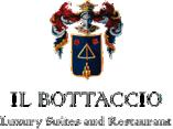 Logo Il Bottaccio, Luxury Hotel in Tuscany